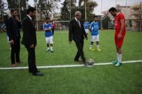 ERTUĞRUL GAZI - Haliliye'de Mahalleler Arası Futbol Turnuvası Başladı