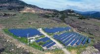 KARŞIYAKA BELEDİYESİ - Karşıyaka Enerjisini Güneşten Alıyor