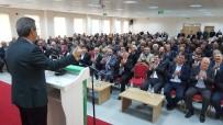 KAYSERİ ŞEKER FABRİKASI - Kayseri Şeker, Bünyan'da Çiftçi Eğitim Semineri Düzenledi