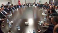 PAŞAKÖY - Kayseri-Yozgat Ve Sivas Sulama Kooperatifi Ve Birliklerinden Kayseri Şeker'e Ziyaret