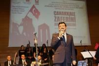 NEŞET ERTAŞ - Keçiören'de Çanakkale Zaferi Konseri