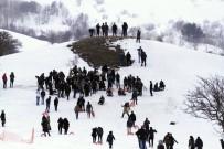 SELÇUK COŞKUN - 'Kışa Elveda Bahara Merhaba' Festivali Renkli Görüntüler Oluşturdu