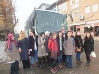 SONER KIRLI - Malazgirt Belediyesinden YGS'ye Gireceklere Araç Desteği