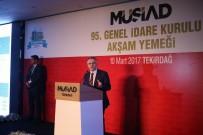 DÜNYA EKONOMİSİ - Maliye Bakanı Ağbal Açıklaması 'Reformlara Kan Verecek Ülkeyi Yukarıya Taşıyacak Esas Reform, Yönetim Sistemi Reformudur'