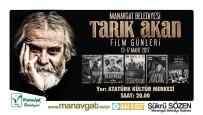 KıSA FILM - Manavgat Belediyesi'nden 'Tarık Akan Film Günleri'