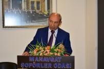 KADINLAR GÜNÜ - Manavgat'ta Pazarcı Esnafı Sezona Hazırlanıyor
