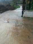 SAĞANAK YAĞMUR - Marmaris Yağmura Doydu