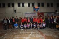 Milas'ta Kadınların Turnuvası Devam Ediyor