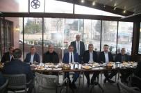 Milletvekili Polat 4/C Kapsamındaki İşçilerle Bir Araya Geldi