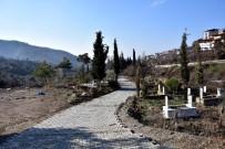 ÖRENCIK - Nazilli Belediyesi Köy Yollarına Elattı