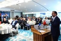 GRUP TOPLANTISI - Sağlık-Sen Genel Başkanı Memiş Açıklaması 'Tercihimiz Evet'