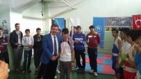 Siirt'te Liseler Arası Boks Turnuvası Yapıldı