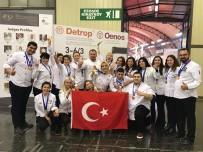 EMRAH KÖKSAL - Türkiye'yi Temsil Eden ADÜ'lü Aşçı Madalyayla Döndü
