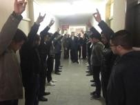 YALAN HABER - Ülkü Ocaklarından, AK Partililerin Bozkurt Selamıyla Karşılandığı İddialarına Açıklama
