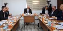 İBRAHIM TAŞYAPAN - VASKİ'den Başkan Vekili Taşyapan'a Brifing