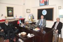 SALİM USLU - AK Parti'den Türk Ocakları Ve Erbakan Vakfı'na Ziyaret