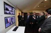 HAYATİ YAZICI - AK Parti Genel Başkan Yardımcıları SKM'yi Ziyaret Etti