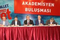 EĞITIM BIR SEN - AK Parti Genel Başkan Yardımcısı Aktay Referandum Çalışmalarını Sürdürüyor