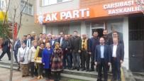 AK Parti Trabzon Milletvekili Balta Açıklaması 'Trabzon'dan Çok Güçlü Bir 'Evet' Sesi Yükselecek'