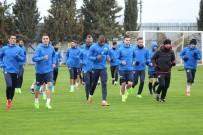 FATIH ÖZTÜRK - Akhisar Belediyespor Trabzonspor Maçı Hazırlıklarını Tamamladı