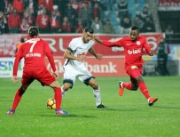 HALIS ÖZKAHYA - Antalyaspor Rize'yi Ateşe Attı!