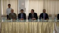 FARUK GÜNAY - Aydın İl Su Yönetimi Koordinasyon Kurulunun 2017 İlk Toplantısı Yapıldı