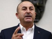 Bakan Çavuşoğlu: Bağımsız Türkiye'den korkuyorlar