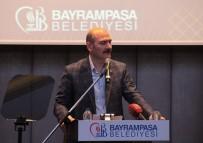 EKONOMIK KRIZ - Bakan Soylu Açıklaması 'Hangi Avrupa Değerlerinden Bahsediyoruz, Sözde Demokrat'
