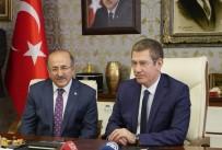 REKABET KURULU - Başbakan Yardımcısı Nurettin Canikli'den Fındığa Müdahale Sinyali