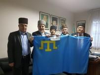 Başkan Elnur, Kırım'da Yaşanan Gelişmeleri Anlattı