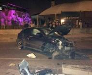 İZZET BAYSAL DEVLET HASTANESI - Bolu'da Trafik Kazası Açıklaması 5 Yaralı