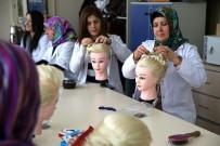BUCA BELEDİYESİ - Bucalı Kursiyerlerden Muhteşem Saç Tasarımları