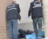 Cami avlusunda pompalı tüfekle cinayet
