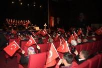 YÜREĞIR BELEDIYE BAŞKANı - 'Çanakkale'den 15 Temmuz'a Türk'ün Vatan Türküsü' Ayakta Alkışlandı