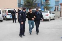 SELAHADDIN EYYUBI - Cezaevi Firarisi Kardeşler Çalıntı Kamyonetle Yakalandı