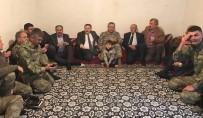 Dağlıca'da Devlet, Siyaset Ve Halk Kucaklaşması