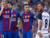 ARDA TURAN - Emreli Deportivo Barça'ya acımadı