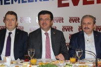 MUSTAFA ŞENTOP - Ekonomi Bakanı Zeybekci Açıklaması 'Bunu Şiddetle Kınıyorum'