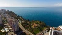 ERDAL İNÖNÜ - Erdal İnönü Kent Parkı'na 'Falez Halk Plajı'