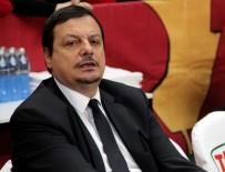 ERGİN ATAMAN - Ergin Ataman'dan istifa açıklaması