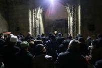 İBRAHIM AYDEMIR - Erzurumlular Kurtuluş Günü'nde Sabah Namazında Buluştu
