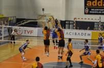 HÜSEYIN KOÇ - Galatasaray deplasmanda kazandı