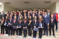 HÜSEYIN EREN - Gaziantep Kolej Vakfı Spor Başarılarıyla Da Zirvede