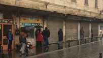 SAĞANAK YAĞMUR - Gaziantep'te Sağanak Yağmur