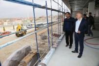 PİKNİK ALANLARI - Karaman'da Seyir Terasları Bu Yıl Bitecek