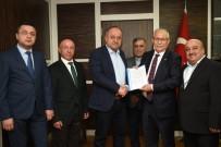 BELEDIYE İŞ - Kastamonu Belediyesi'nde Toplu İş Sözleşmesinde Mutlu Son