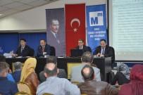 MALİ MÜŞAVİR - Konya SMMM Odasında Güncel Teşvikler Anlatıldı