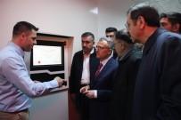 NACİ AĞBAL - Maliye Bakanı Ağbal Kapıkule'de
