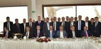 TRAKYA BÖLGESİ - Maliye Bakanı Ağbal Ve TOBB Başkanı Hisarcıklıoğlu, Trakya Bölgesi Oda Ve Borsalar Müşterek Toplantısı'na Katıldı