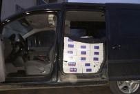 Mardin'de 22 Bin 800 Paket Kaçak Sigara Ele Geçirildi